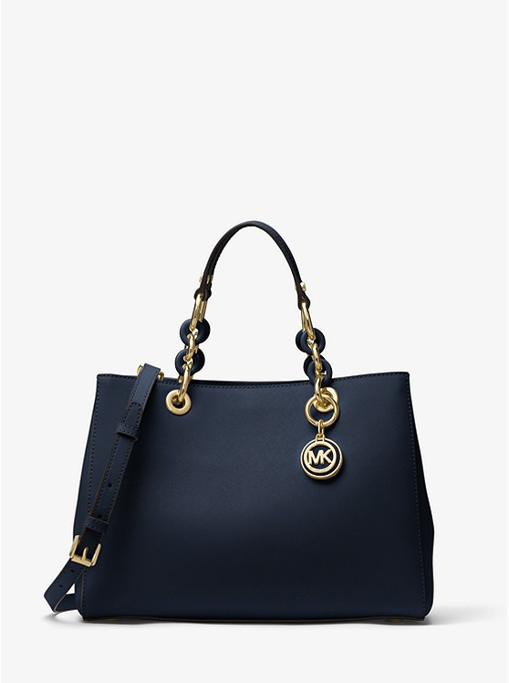 0eebce9a494b Cynthia medium saffiano leather satchel from michael kors todays jpg  558x748 Cynthia and michael